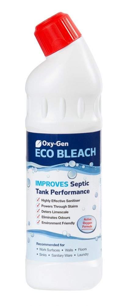Chlorine-Free Bio-Gen Eco Bleach